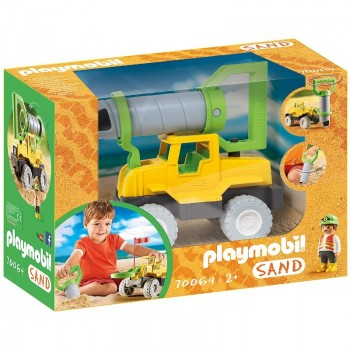 Playmobil 70064 Perforadora 1.2.3