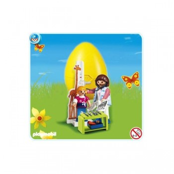 playmobil 4921 - Pediatra con Niña