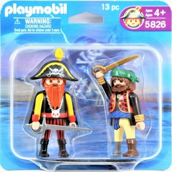 Playmobil 5826 Duo pack piratas