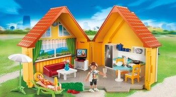 playmobil 6020 - Casa de Verano Desplegable