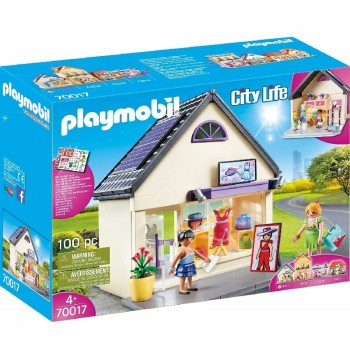 Playmobil 70017 Boutique de Moda