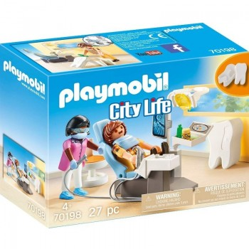 Playmobil 70198 Dentista