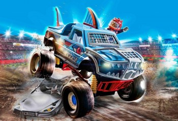 playmobil 70550 - Stuntshow Monster Truck Shark