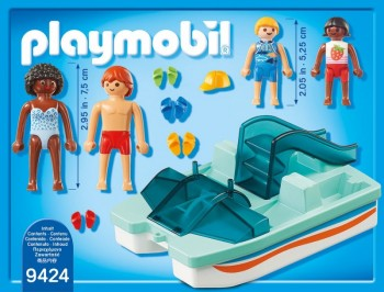 playmobil 9424 - Patinete