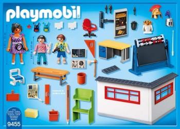 Clase Historia 9455 Aula De Playmobil F31lJcuTK