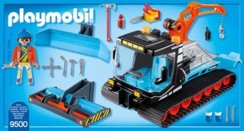 playmobil 9500 - Quitanieves