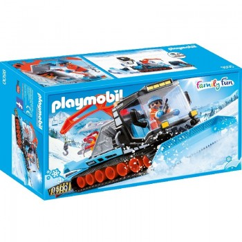 Playmobil 9500 Quitanieves