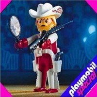 Playmobil 4525 Tirador de Circo Buffalo Bill