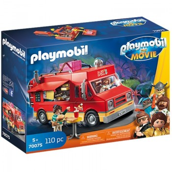 Playmobil 70075 Food Truck de Del