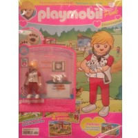 Playmobil n 15 chica Revista Playmobil 15 Pink chicas