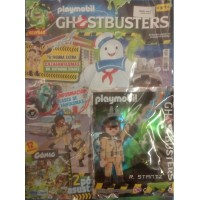 Playmobil Ghost 1 Revista Playmobil Ghostbusters n 1