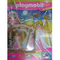 Playmobil n 21 chica Revista Playmobil 21 Pink