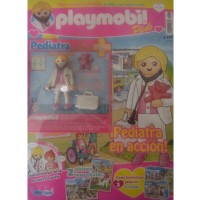 Playmobil n 16 chica Revista Playmobil 16 Pink chicas