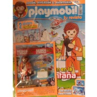 Playmobil n 27 chico Revista Playmobil 27 bimensual chicos