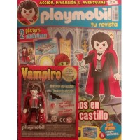 Playmobil n 33 chico Revista Playmobil 33 bimensual chicos