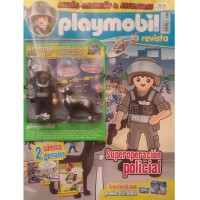 Playmobil n 34 chico Revista Playmobil 34 bimensual chicos