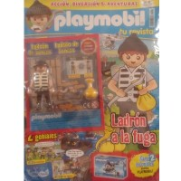 Playmobil n 37 chico Revista Playmobil 37 bimensual chicos