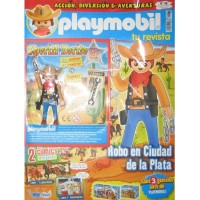 Playmobil n 38 chico Revista Playmobil 38 bimensual chicos