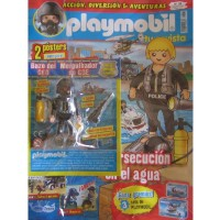 Playmobil n 39 chico Revista Playmobil 39 bimensual chicos