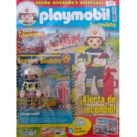 Playmobil n 40 chico Revista Playmobil 40 bimensual chicos
