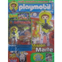 Playmobil n 41 chico Revista Playmobil 41 bimensual chicos