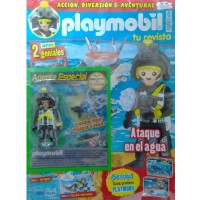 ver 2370 - Revista Playmobil 42 bimensual chicos