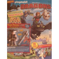 Playmobil 2 dragons Revista Playmobil Dragons n 2