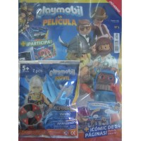 Playmobil movie 1 Revista Playmobil La película