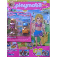 Playmobil n 18 chica Revista Playmobil 18 Pink