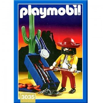 Playmobil 3035 Mexicano