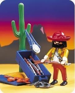 playmobil 3035 - Mexicano