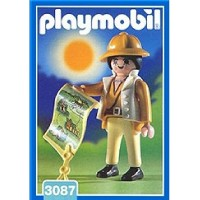 Playmobil 3087 Exploradora