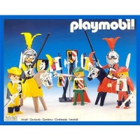 Playmobil 3265 Torneo de los Caballeros (version 4)