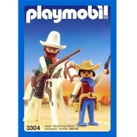 Playmobil 3304 Cowboys western
