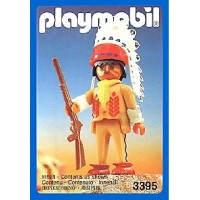Playmobil 3395 Jefe Indio