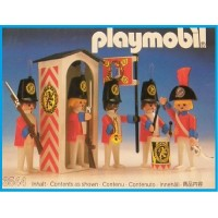 Playmobil 3544 Guardias Reales (version 3)