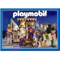 Playmobil 3659 Corte real