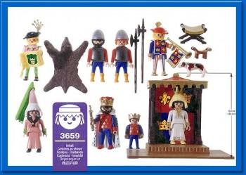 playmobil 3659 - Corte real
