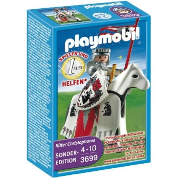 Playmobil 3699 Caballero Christopher