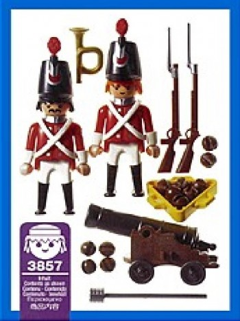 playmobil 3857 - Guardias navales