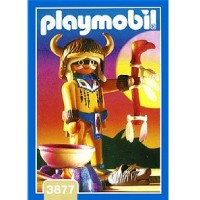 Playmobil 3877 Chaman indio