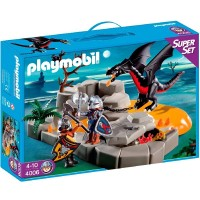 Playmobil 4006 Superset Caballeros del Dragón