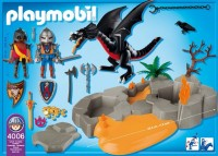 playmobil 4006 - Superset Caballeros del Dragón