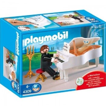 Playmobil 4309 Pianista