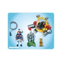 playmobil 4478 - Mini Submarino