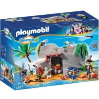 Playmobil 4797 Cueva Pirata