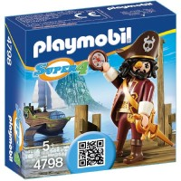 Playmobil 4798 Pirata Sharkbeard
