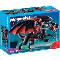 Playmobil 4838 Dragon gigante con fuego LED