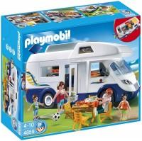 Playmobil 4273 campamento romano for Autocaravana playmobil