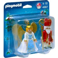 Playmobil 4887 San Nicolas y Angel